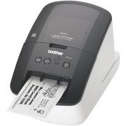 Brother QL-710W trådløs labelprinter