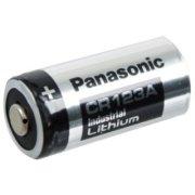 DanaLock CR123 Lithium Chlorid Batteri
