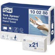 Tork Premium H2, 4-foldet