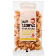Cashew nødder 50 gr.
