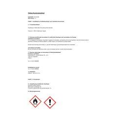 Sikkerhedsdatablad (dansk)