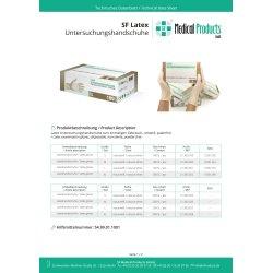Produktdatablad