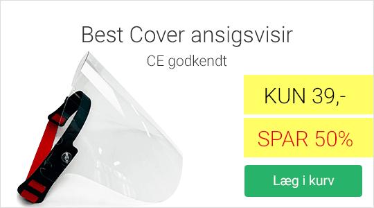 Best Cover ansigtsvisir