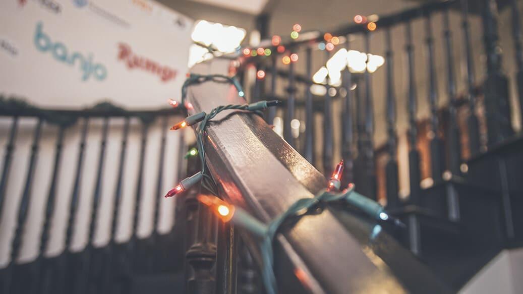 Jul på arbejdspladsen
