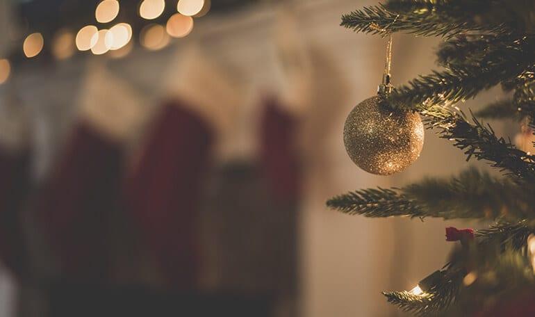 Juletræsfest på arbejdspladsen