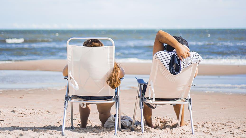 Afkobling i ferien