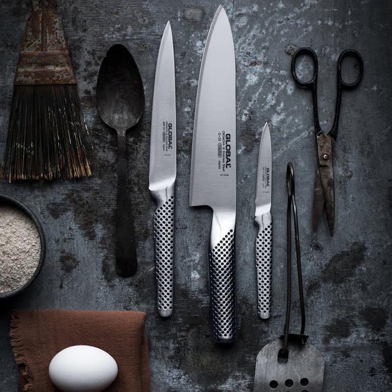 Global knivsæt