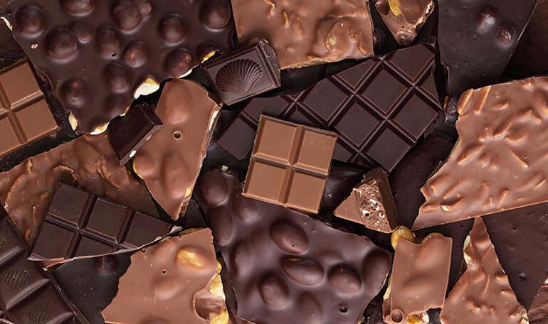 Chokoladeholdbarhed