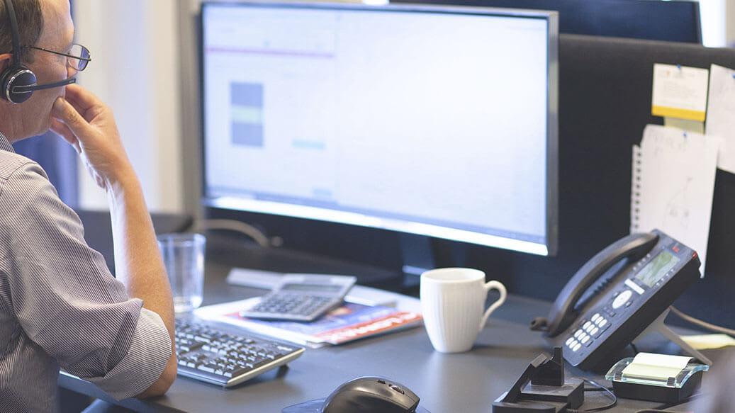 Vælg mus, tastatur og skærm