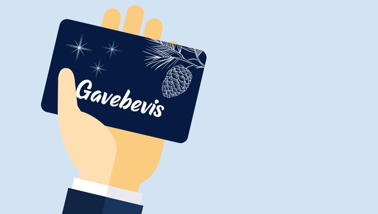 gavebevis