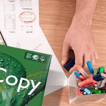 Papir & kontorartikler