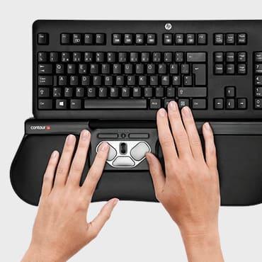 Mus og tastatur