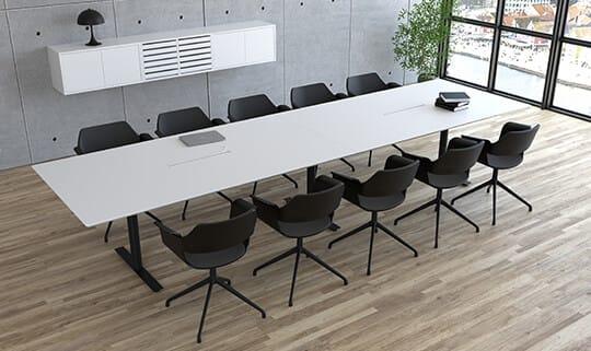 Mødelokaler og konferencelokaler