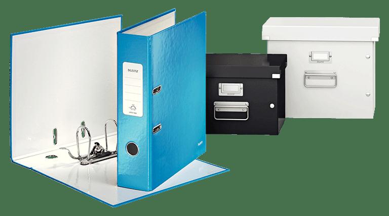 brevordnere og arkivering