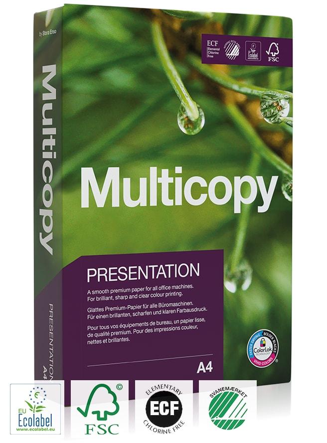 multicopy presentation