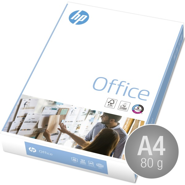HP Office kopipapir A4/80g/500ark