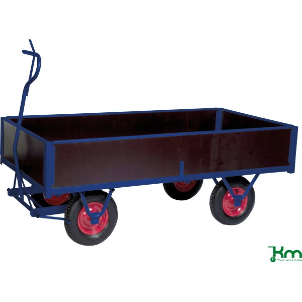 Tilkøb lave gavle til lagervogn heavy duty small