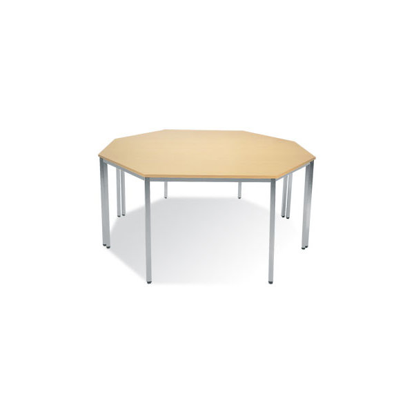 Balder konferencebord 160x80 cm, bøg