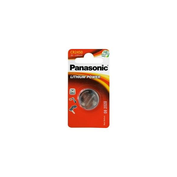 Panasonic CR2450 knapcelle batteri