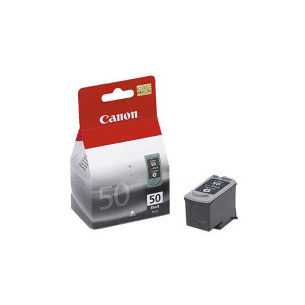 Canon PG-50 blækpatron, sort, 750s