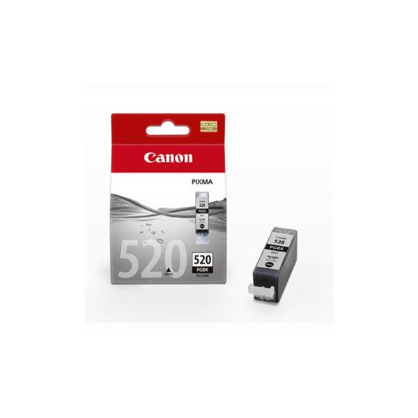 Canon PGI-520BK blækpatron, sort, 350s