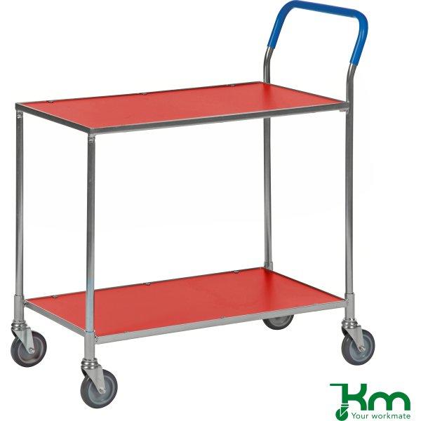 Selection rullebord Galvaniseret/Orange