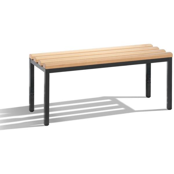 CP fritstående bænk, 100 cm