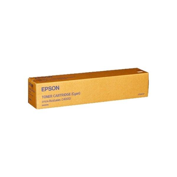 Epson C13S050090 lasertoner, blå, 6000s