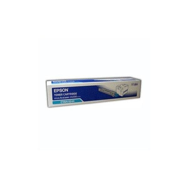 Epson C13S050244 lasertoner, blå, 8500s