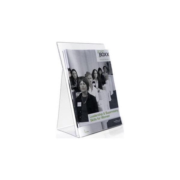 Durable Brochureholder A4, PP - 300 x 210 x 125mm
