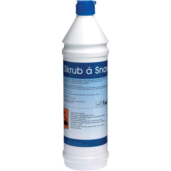 """Liva """"Skrub af snavs"""" universalrengøring, 1 liter"""