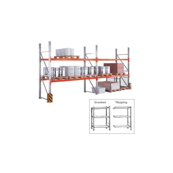 META pallereol, 330x270x110, Grundreol, 1500 kg