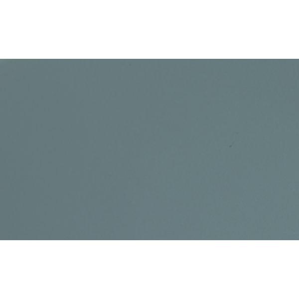 RBM Noor kantinestol lys blå/metal silver