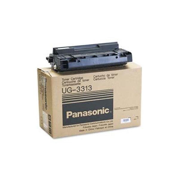 Panasonic UG-3313 lasertoner, sort, 10000s