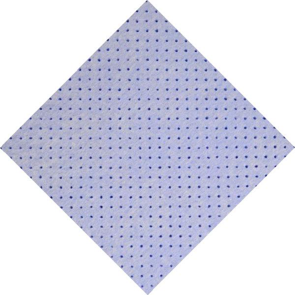 Universalklude (20 stk.) 38 x 38 cm, blå