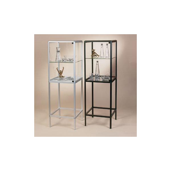Glasmontre prezent 3, sølv