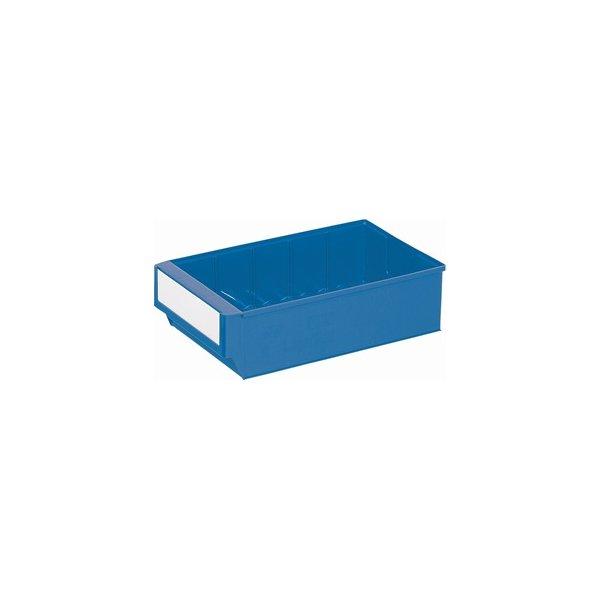 Systemkasse 2, (DxBxH) 300x183x81, Blå