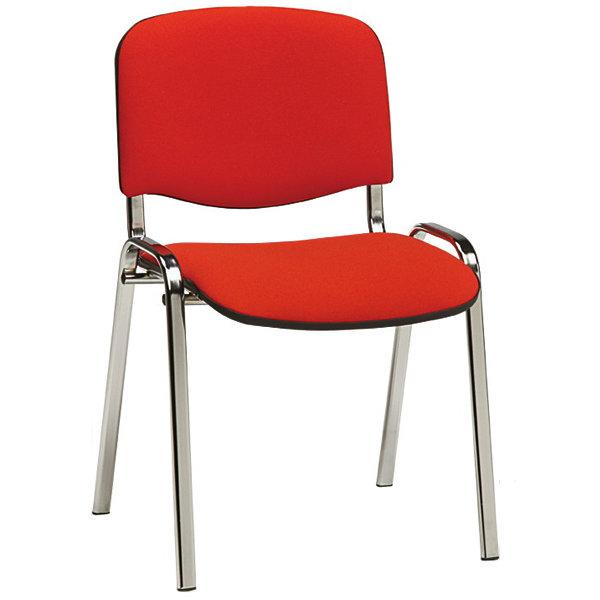 Casa konferencestol polster, rød