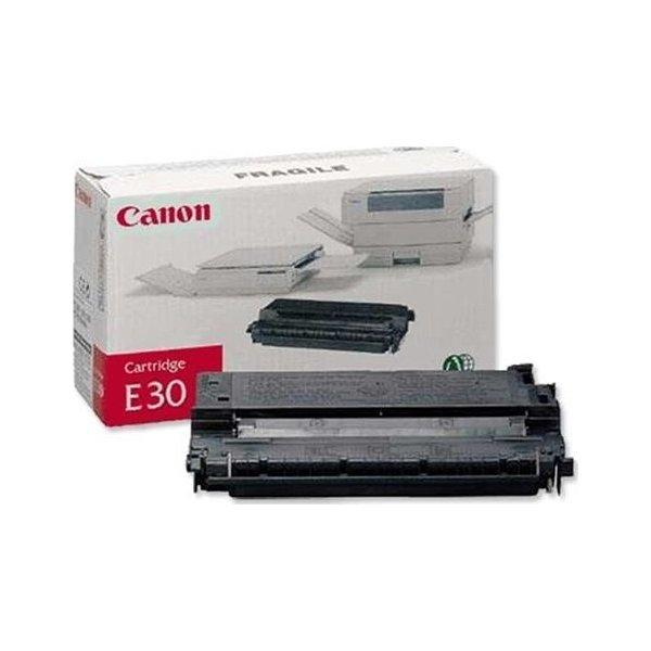 Canon E-30/1491A003AA lasertoner, sort, 4000s
