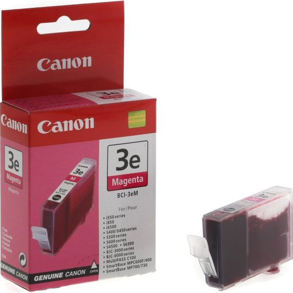 Canon BCI-3EM blækpatron, rød, 320s
