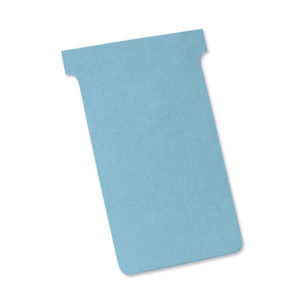 Kort til vægplanner 100 stk, blå
