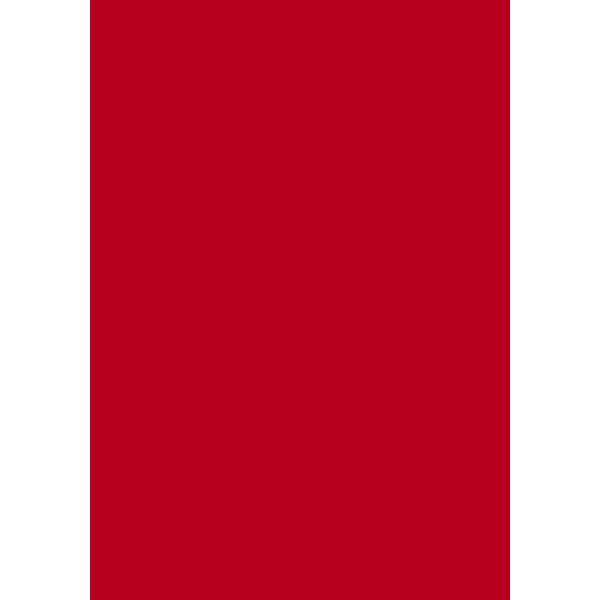 Karton Play Cut, A2, 180g, 100 ark, postrød