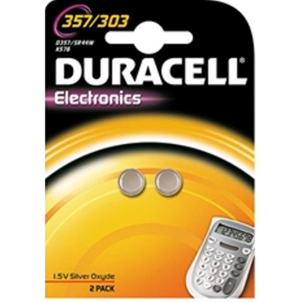 Duracell D357H-B2 knapcelle batterier