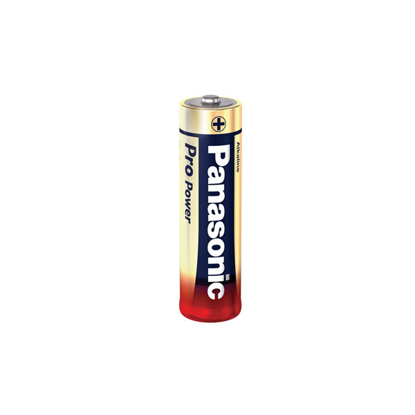 Panasonic str. AA Pro Power Gold batteri. 24 stk