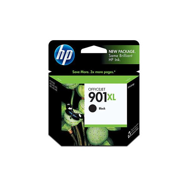 HP nr.901XL/CC654AE blækpatron, sort, 700s