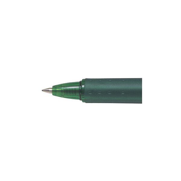 Pilot Frixion Clicker kuglepen, 0,7 mm, grøn