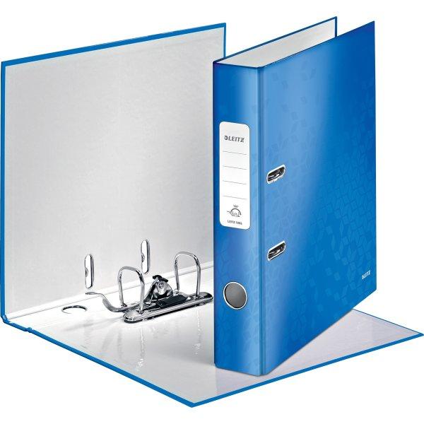 Leitz 180 WOW brevordner A4, 50mm, blå