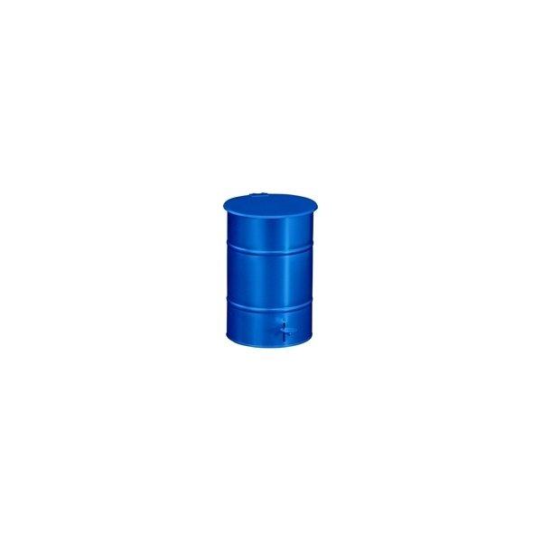 RETRO affaldsbeholder 30 l, fodpedal, Blå
