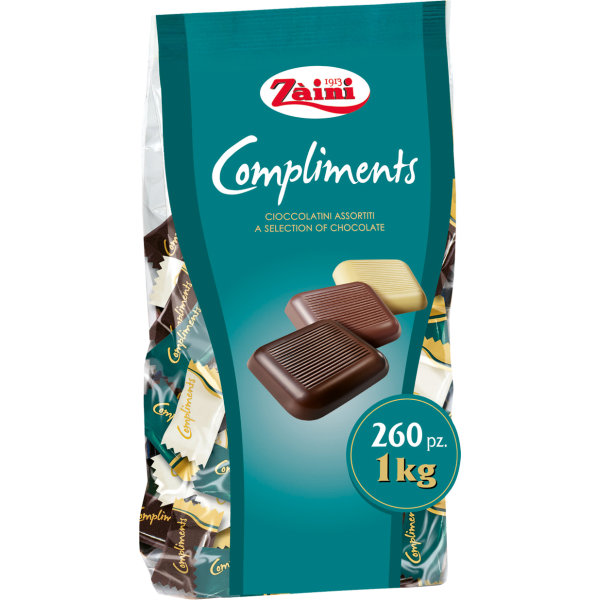 Premium Italien Compliments, 1 kg. ass.
