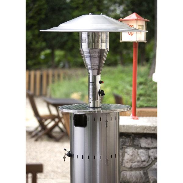 "Terrassevarmer ""PROFFESSIONAL""14 kW, H:230 cm"